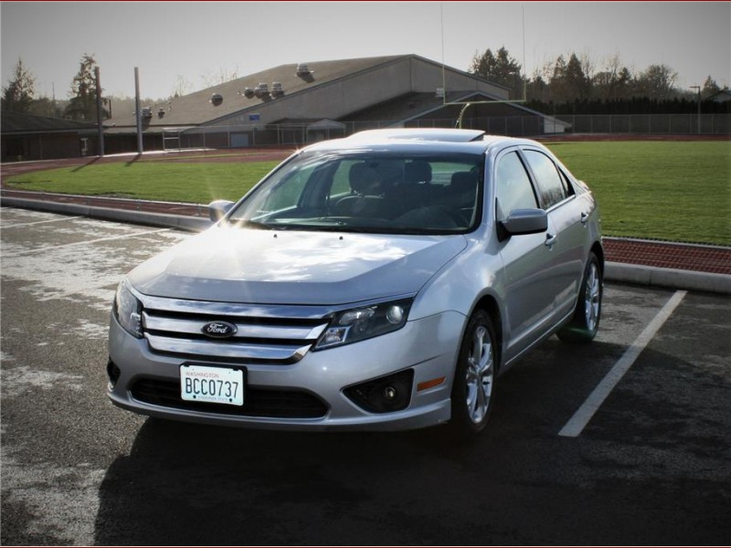 Ford Fusion 2012 price $6,500