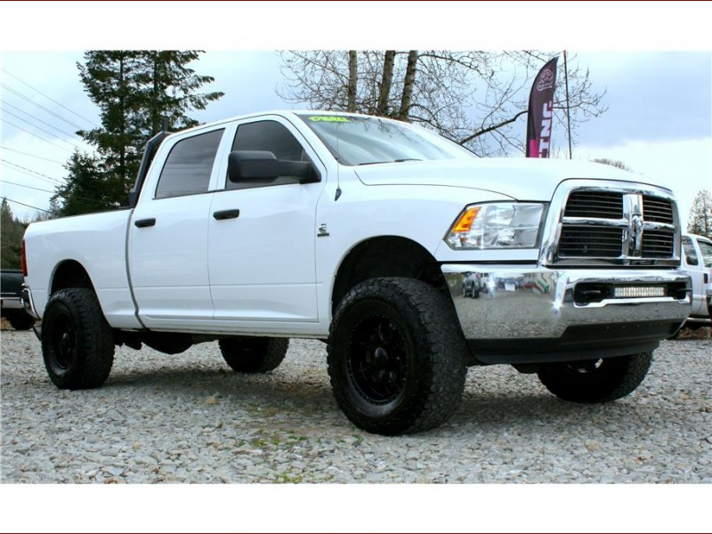 2012 Ram 2500 >> 2012 Ram 2500 Crew Cab St 4 H Auto Sales Llc Auto Dealership In
