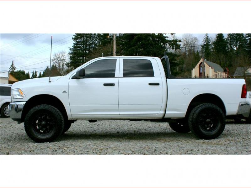 Ram 2500 Crew Cab 2012 price $34,375
