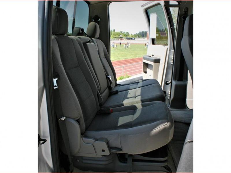 Ford F350 Super Duty Crew Cab 2010 price $20,700