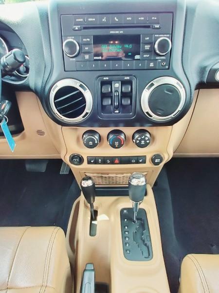 Jeep Wrangler Unlimited 2011 price $22,400