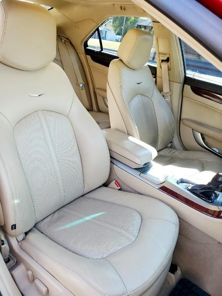Cadillac CTS 2009 price $11,900