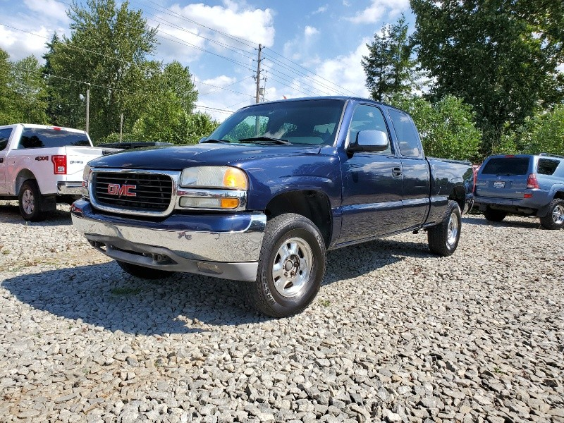 GMC Sierra 1500 2002 price $3,700
