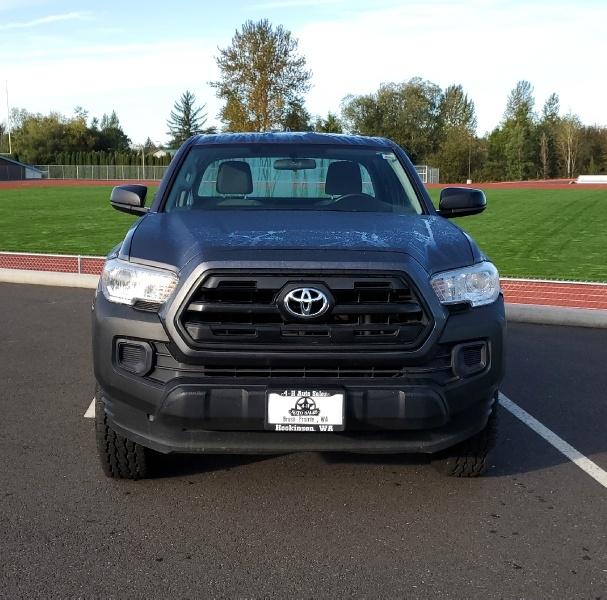 Toyota Tacoma 2017 price