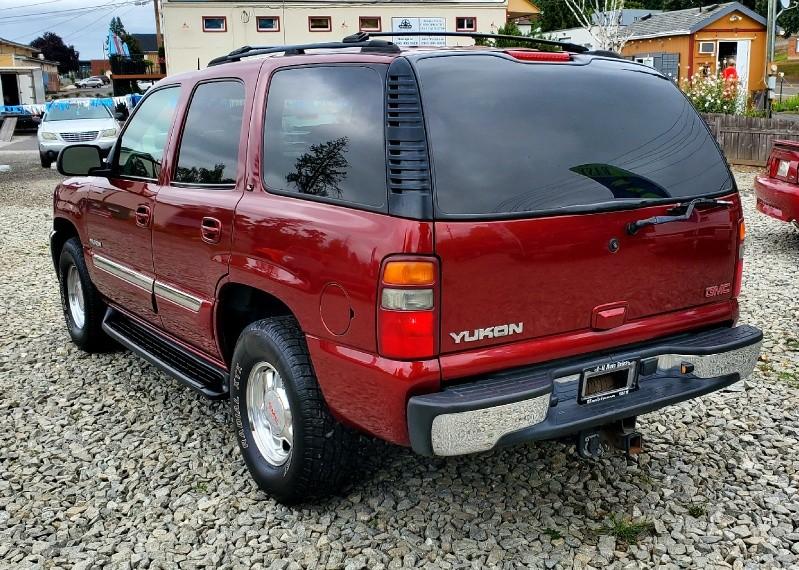 GMC Yukon 2002 price $3,500