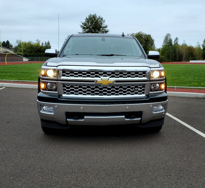Chevrolet Silverado 1500 2015 price $28,406