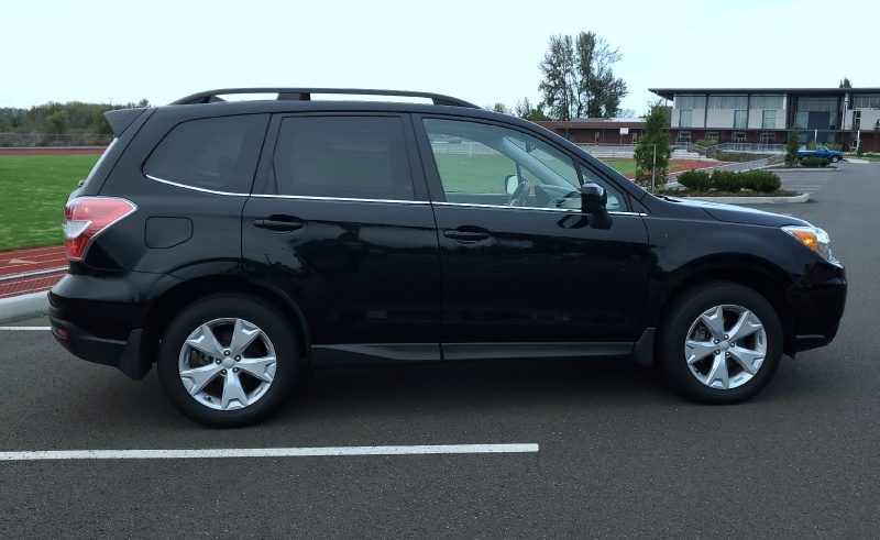 Subaru Forester 2016 price $21,900