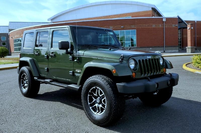 Jeep Wrangler 2007 price $16,300