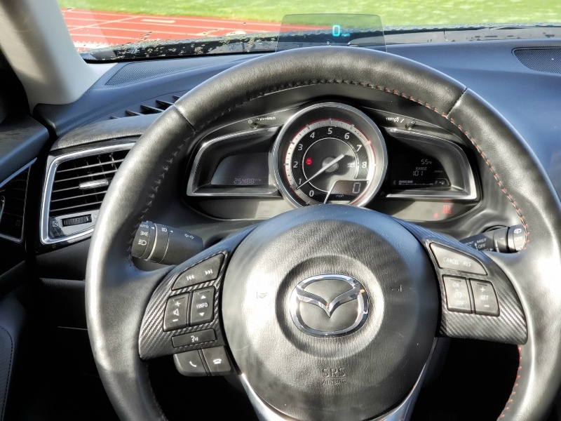Mazda Mazda3 2016 price $17,300