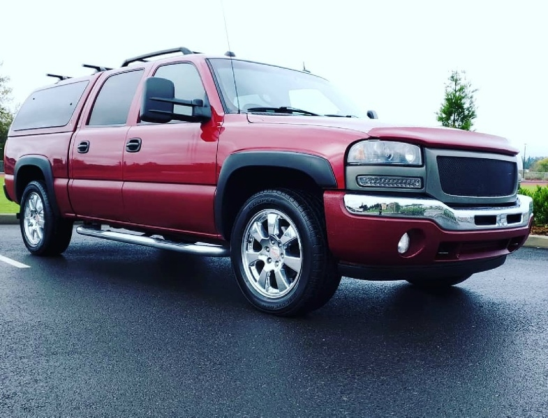 GMC Sierra 1500 2005 price