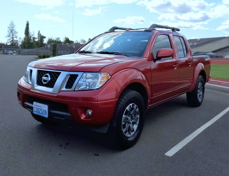 Nissan Frontier 2016 price $25,900