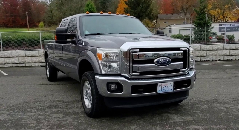 Ford Super Duty F-250 SRW 2011 price $21,900