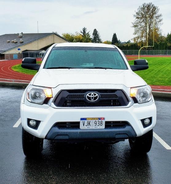 Toyota Tacoma 2013 price $22,300
