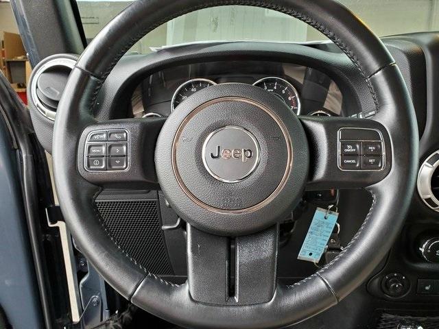 Jeep Wrangler Unlimited 2017 price $34,965