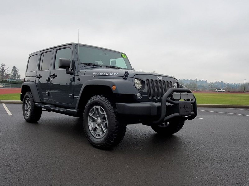 Jeep Wrangler Unlimited 2017 price $32,750
