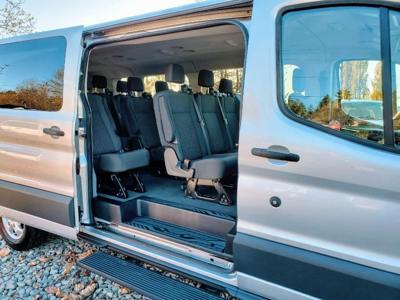 Ford Transit Passenger Wagon 2018 price