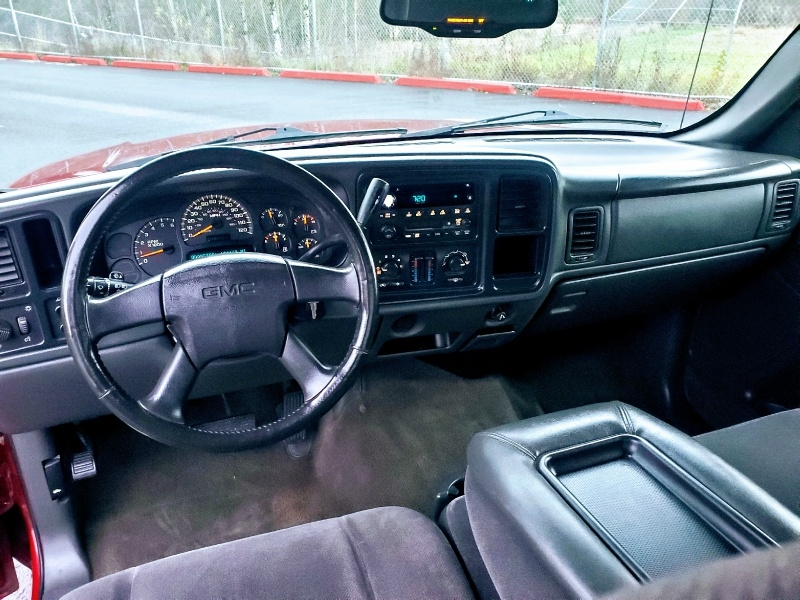 GMC Sierra 1500 2005 price $7,700