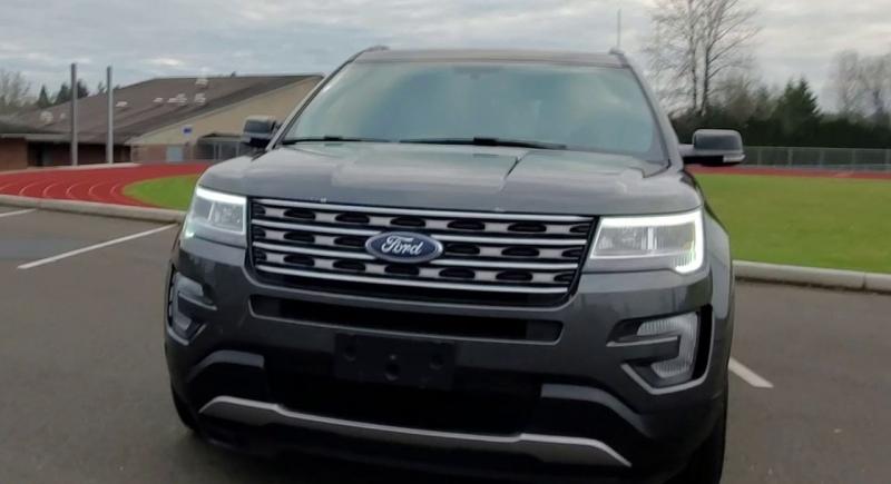 Ford Explorer 2017 price $19,859