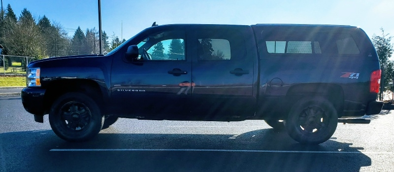Chevrolet Silverado 1500 2011 price $15,700