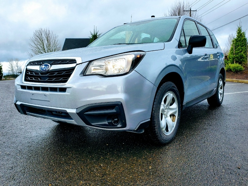 Subaru Forester 2018 price $19,750