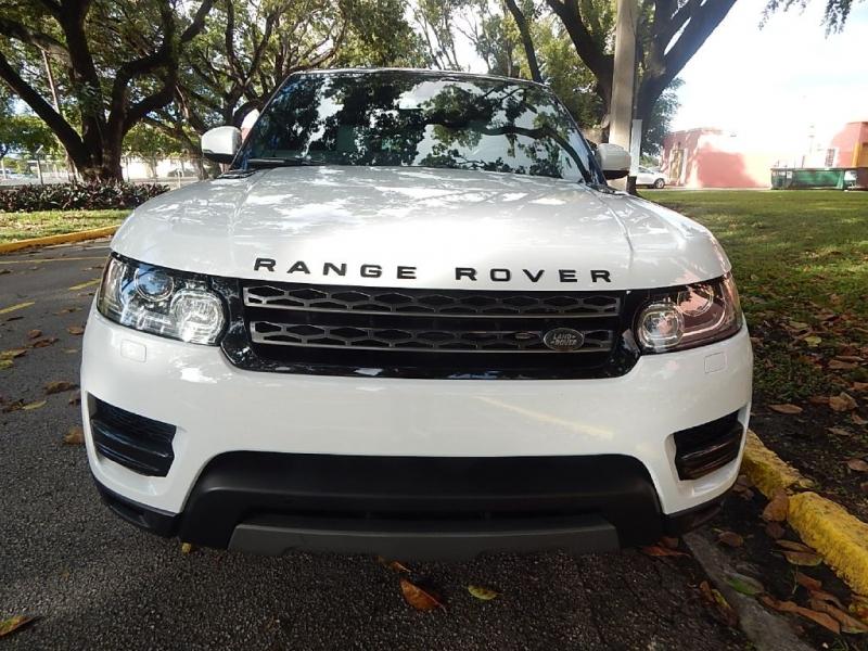 LAND ROVER RANGE ROVER SPO 2015 price $45,340
