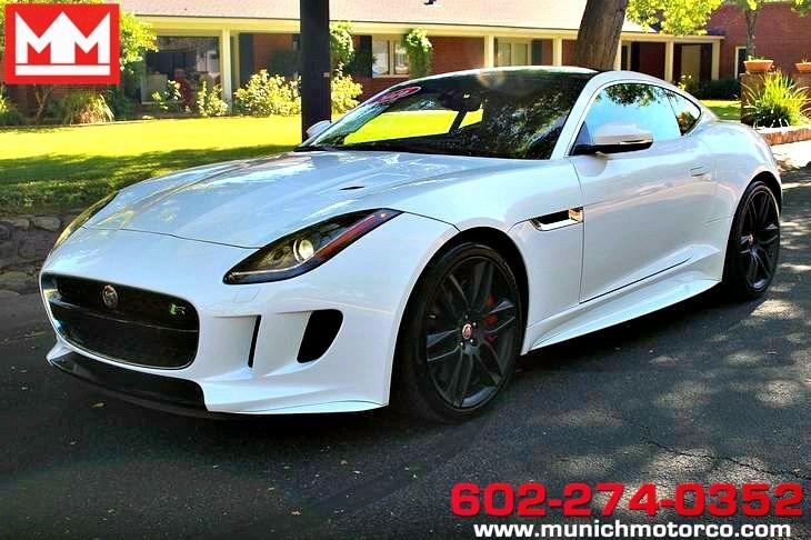 F Type Price >> 2016 Jaguar F Type R