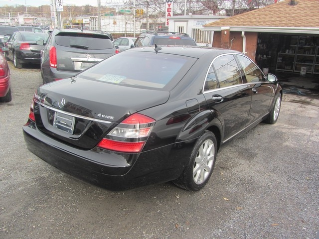 MERCEDES BENZ S550 2007 price $12,995