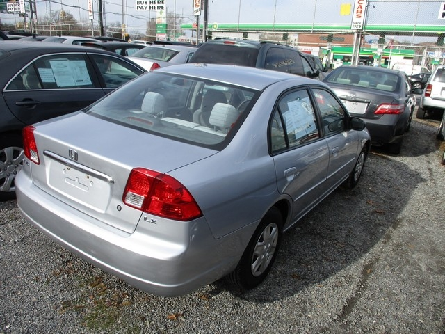 HONDA CIVIC 2003 price $3,995