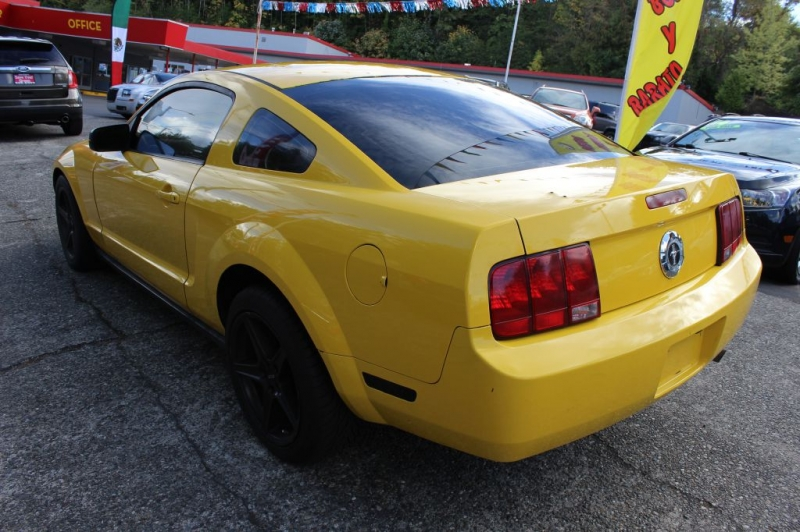 FORD MUSTANG 2006 price $6,971