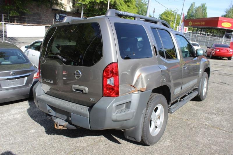 NISSAN XTERRA 2005 price $3,991