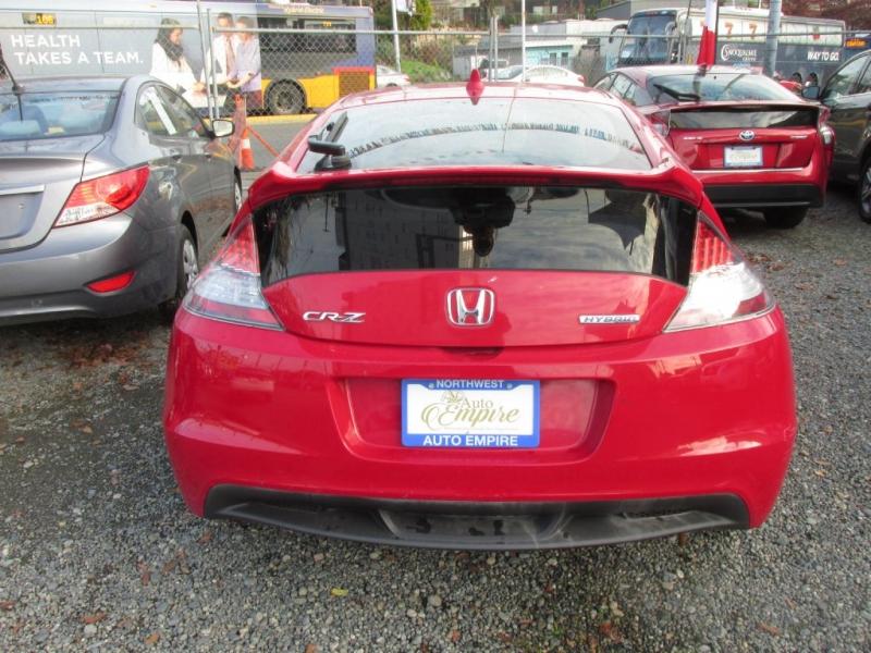 HONDA CR-Z 2011 price $5,999