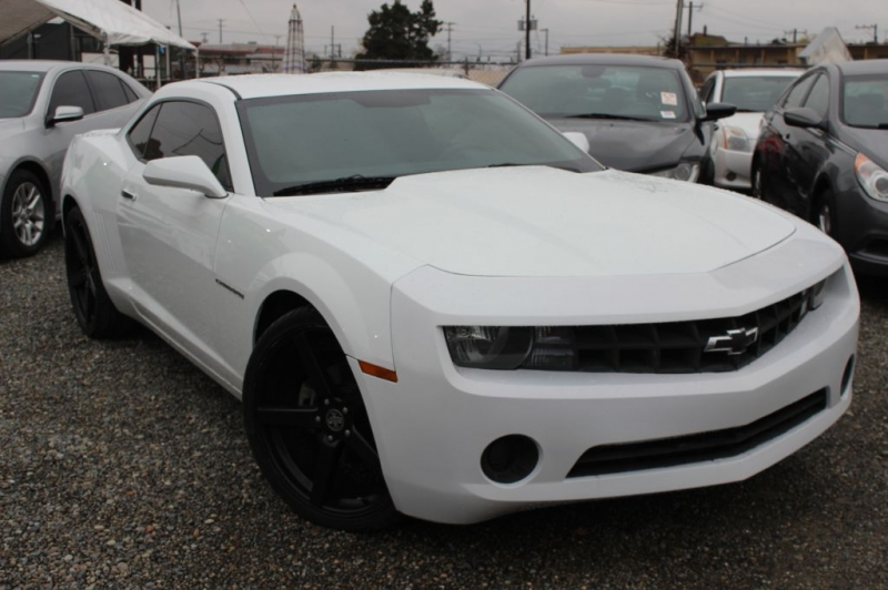 CHEVROLET CAMARO 2013 price $12,995
