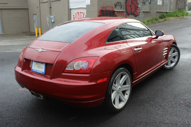 CHRYSLER CROSSFIRE 2004 price $5,999