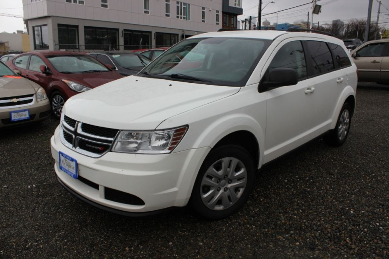 DODGE JOURNEY 2016 price $9,971