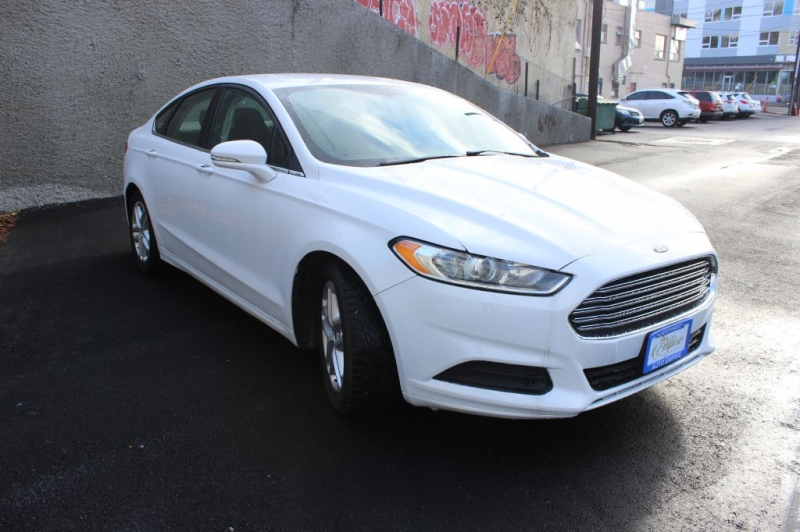 FORD FUSION 2016 price $13,995
