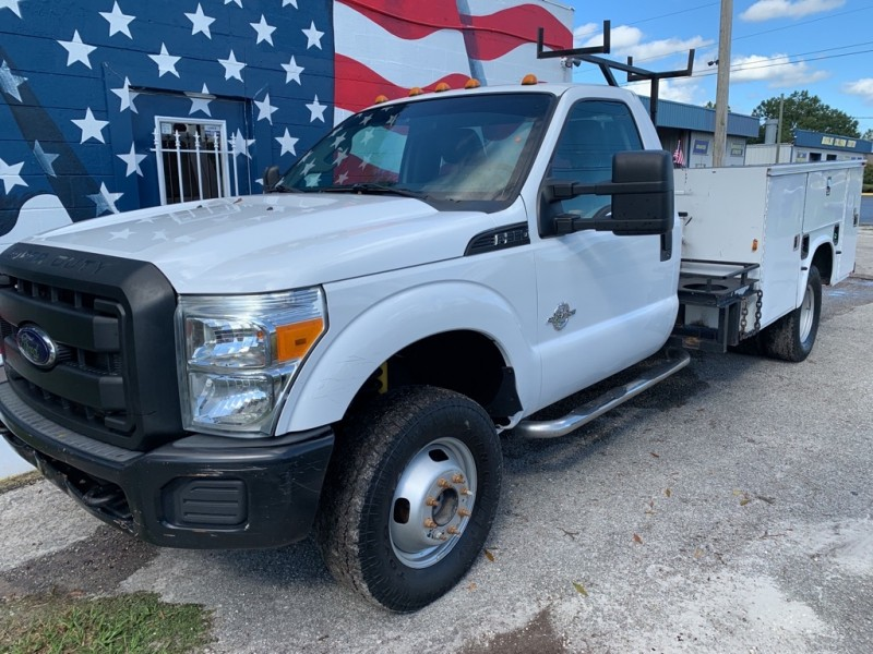 FORD F350 2012 price $18,995