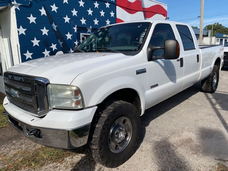 Ford Super Duty F-250 2005 price $12,995
