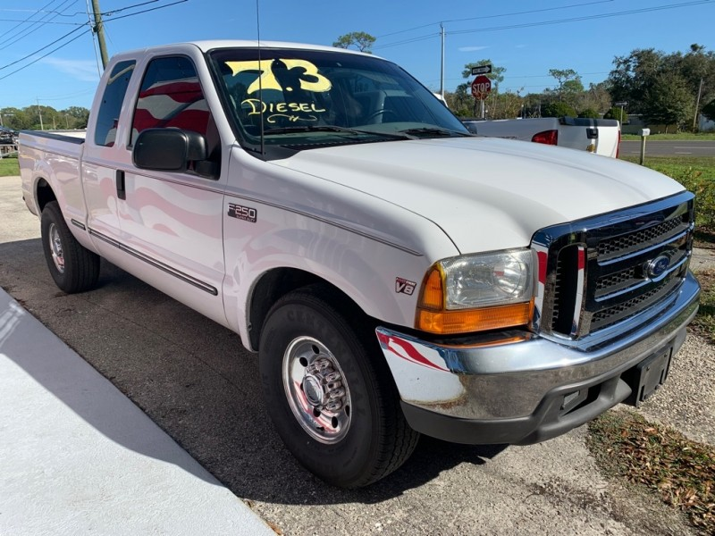 Ford Super Duty F-250 1999 price $10,995