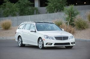 Mercedes-Benz E-Class 2011