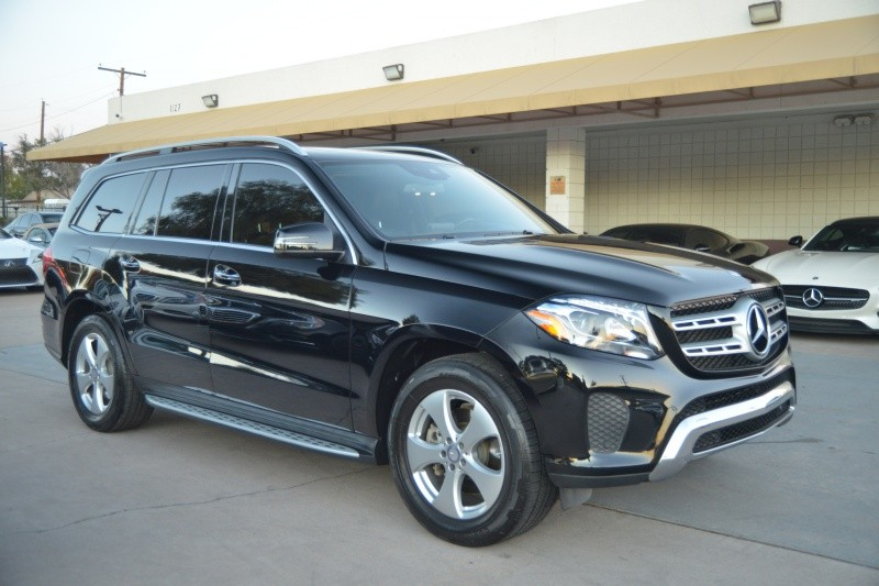 Mercedes-Benz GLS 2017 price $52,444