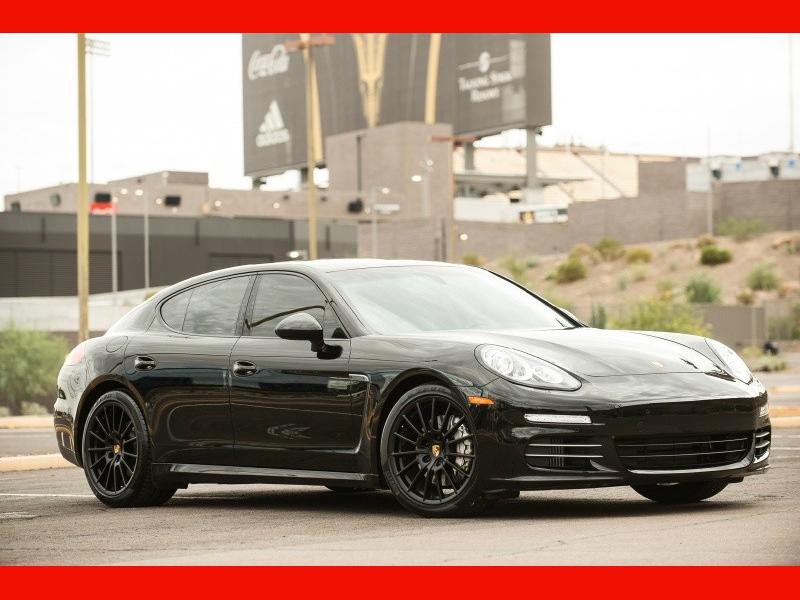 Porsche Panamera 2016 price $61,555