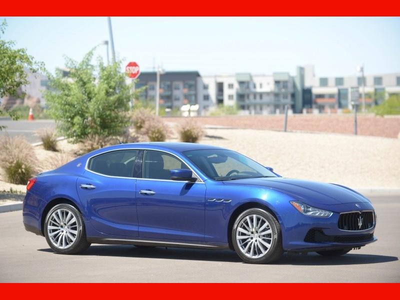 Maserati Ghibli 2015 price $29,444