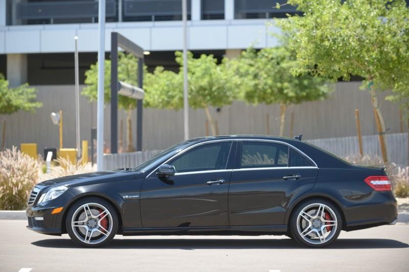 Mercedes-Benz E-Class 2012 price $41,555
