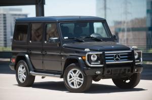 Mercedes-Benz G-Class 2014