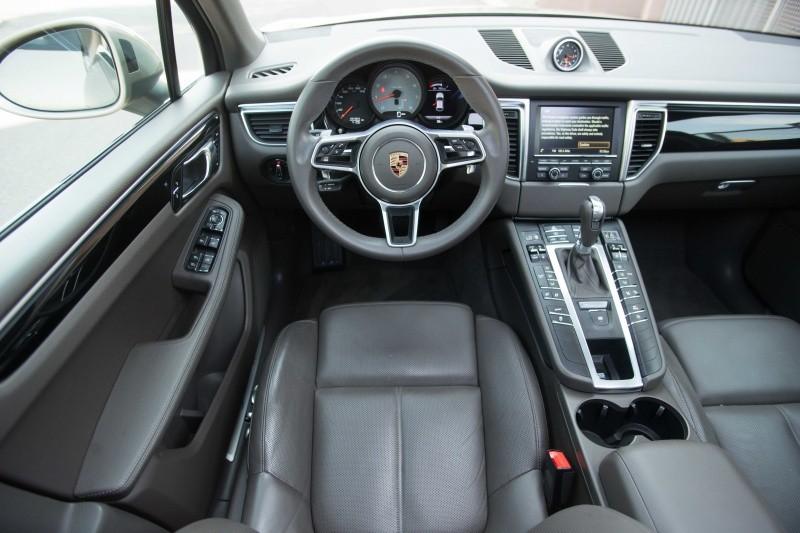Porsche Macan 2016 price $48,880
