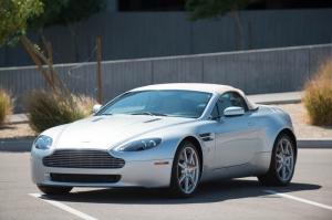 Aston Martin Vantage 2007