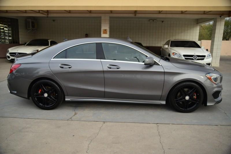 Mercedes-Benz CLA-Class 2014 price $23,888