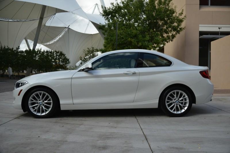BMW 2 Series 2015 price $19,888