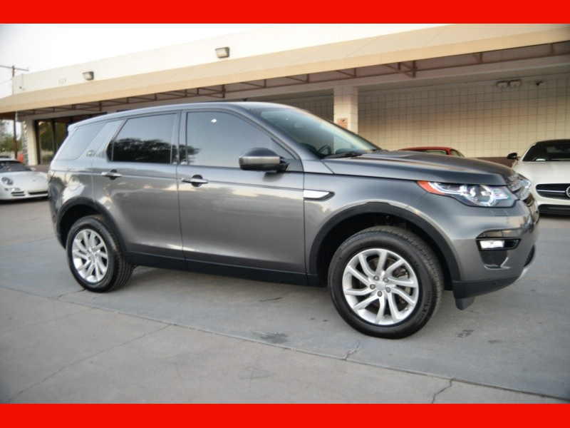 Land Rover Discovery Sport 2016 price $28,888
