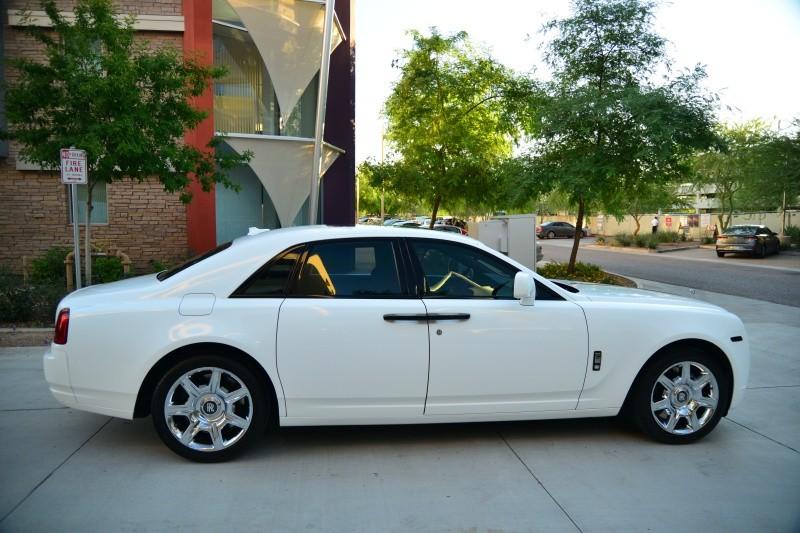 Rolls-Royce Ghost 2010 price $114,888